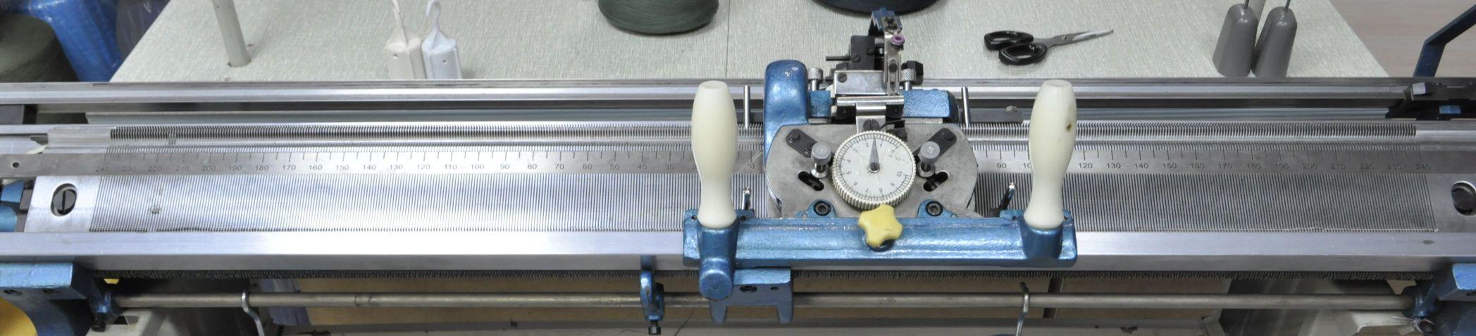 Профессиональная машина для вязания
